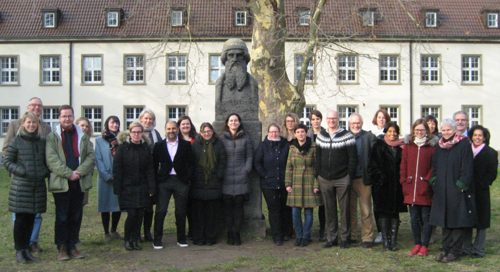 Narrative Medizin Workshop Januar 2018 in Mainz