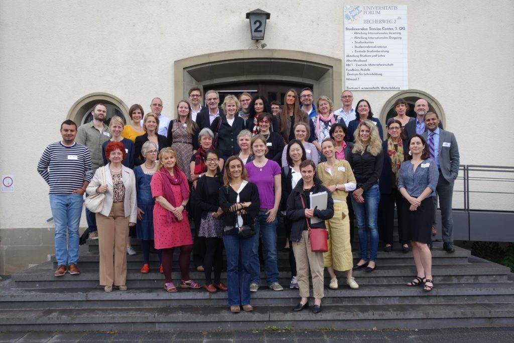 Narrative Medizin Workshop in Mainz im Juni 2016