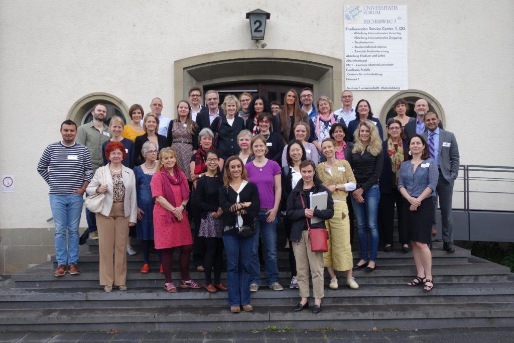 Narrative Medizin Workshop in Mainz im Juni 2016